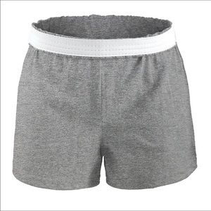 Gray Soffe Shorts